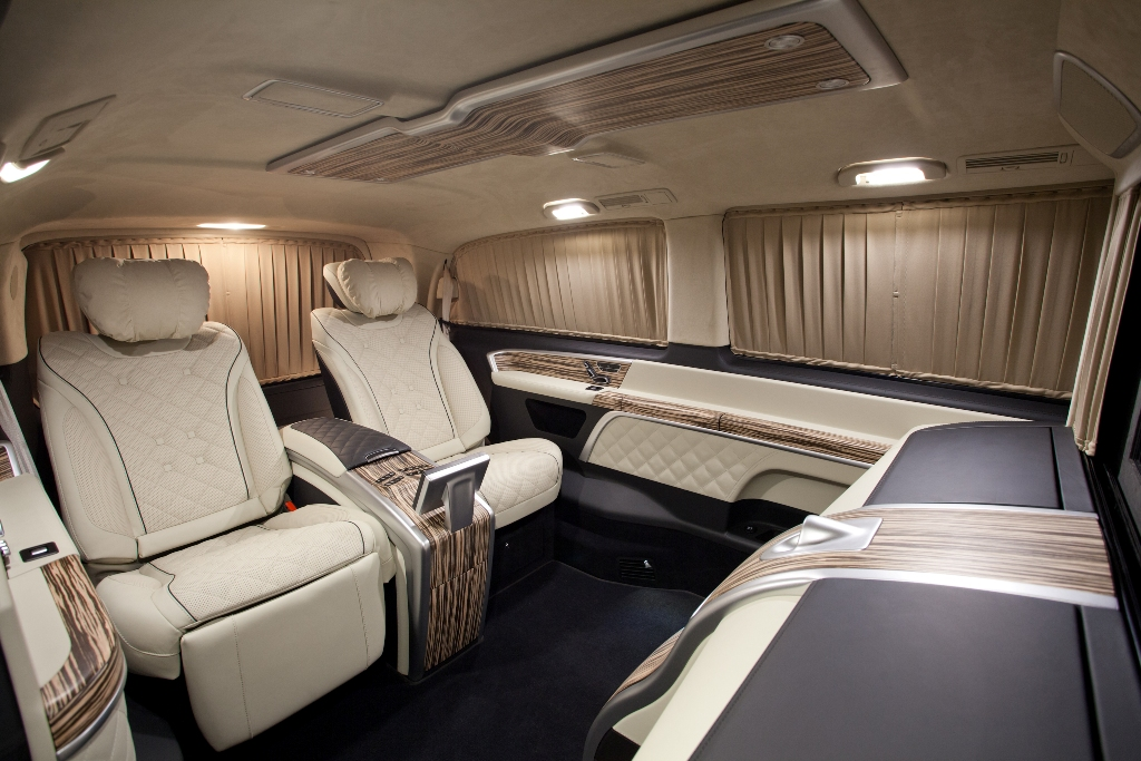 Mercedes-Benz V-klasse Maybach